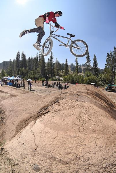 HWJS at Tahoe - Tailwhip.