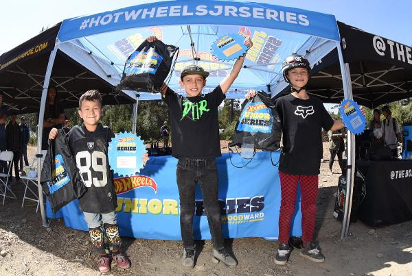 HWJS at Tahoe - BMX Dirt 10 and Under