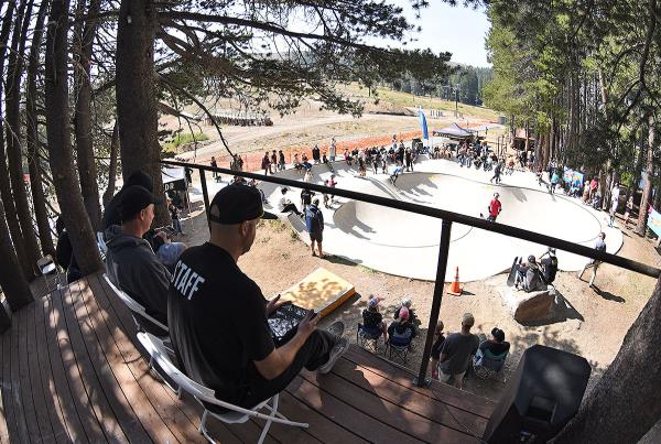 HWJS at Tahoe - Treehouse.