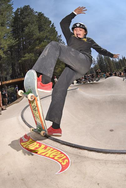 HWJS at Tahoe - Front Blunt.