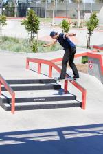 Mike Piwowar switch back tail.