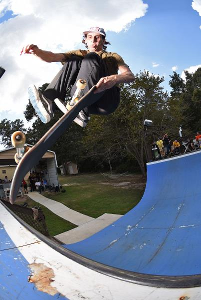 Collins Compound - Sal Flip to Tail.