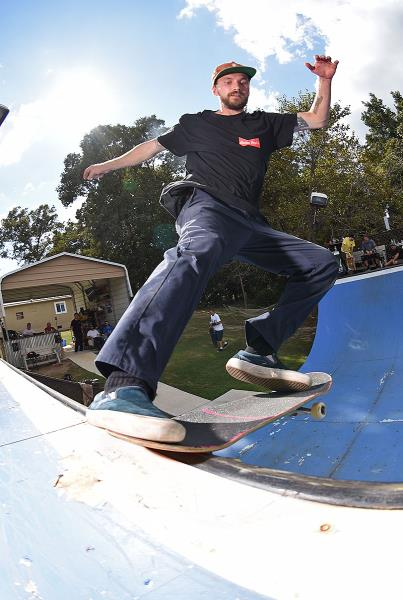 Collins Compound - Tailslide.