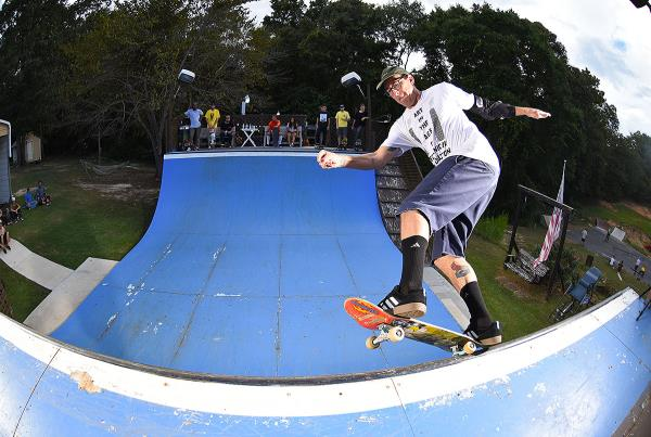 Collins Compound - Pivot Fakie.