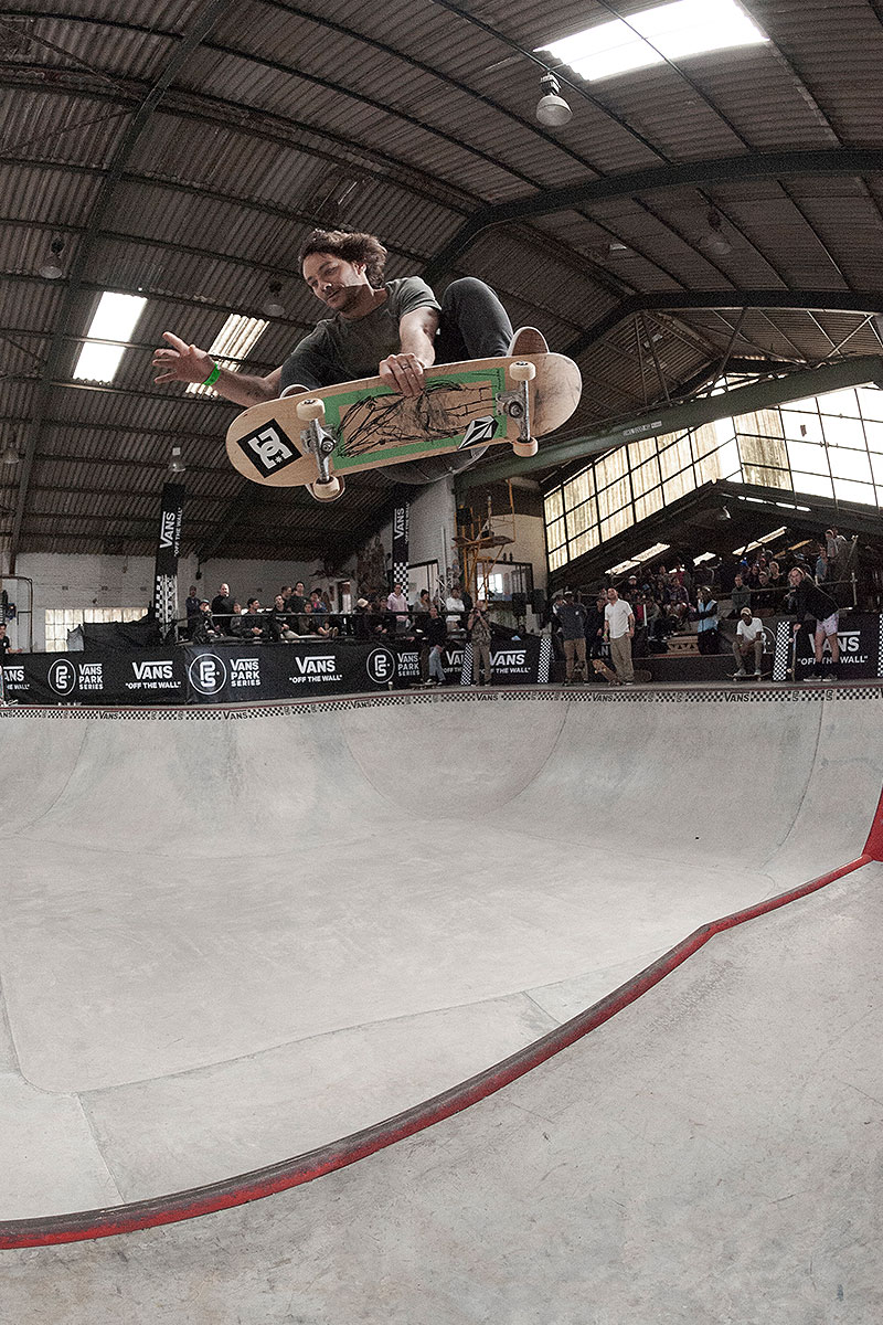 VPS Africa - Frontside Air