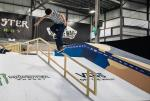 Starting the day off with Christian Dufrene and his perfect back over crook.