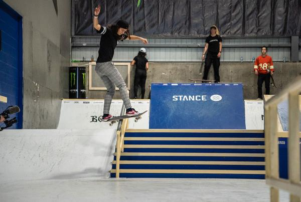 Photo by Dan Mathieu - Front Board.