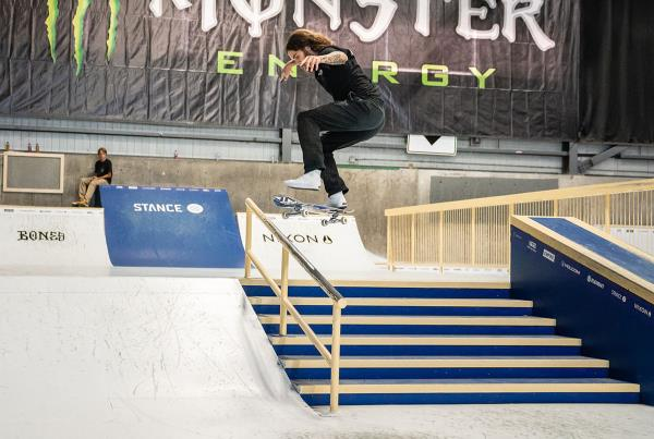 Photo by Dan Mathieu - Flick Front Board..