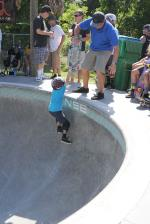 How Little Kids Get out of the Bowl