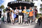 Top skaters from Street 13 to 15.