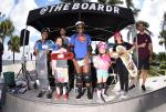 Top skaters from Street Women's.