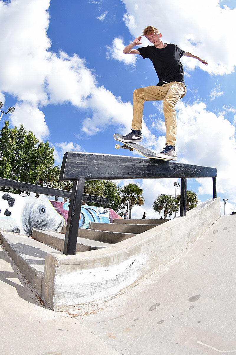 GFL at Bradenton - Blunt Slide.