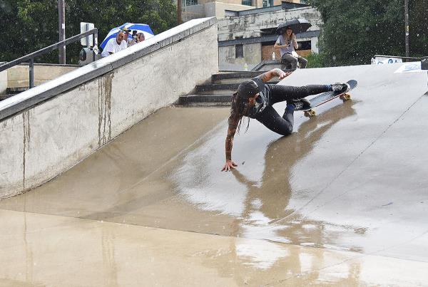 GFL at Austin - A Little Rain.