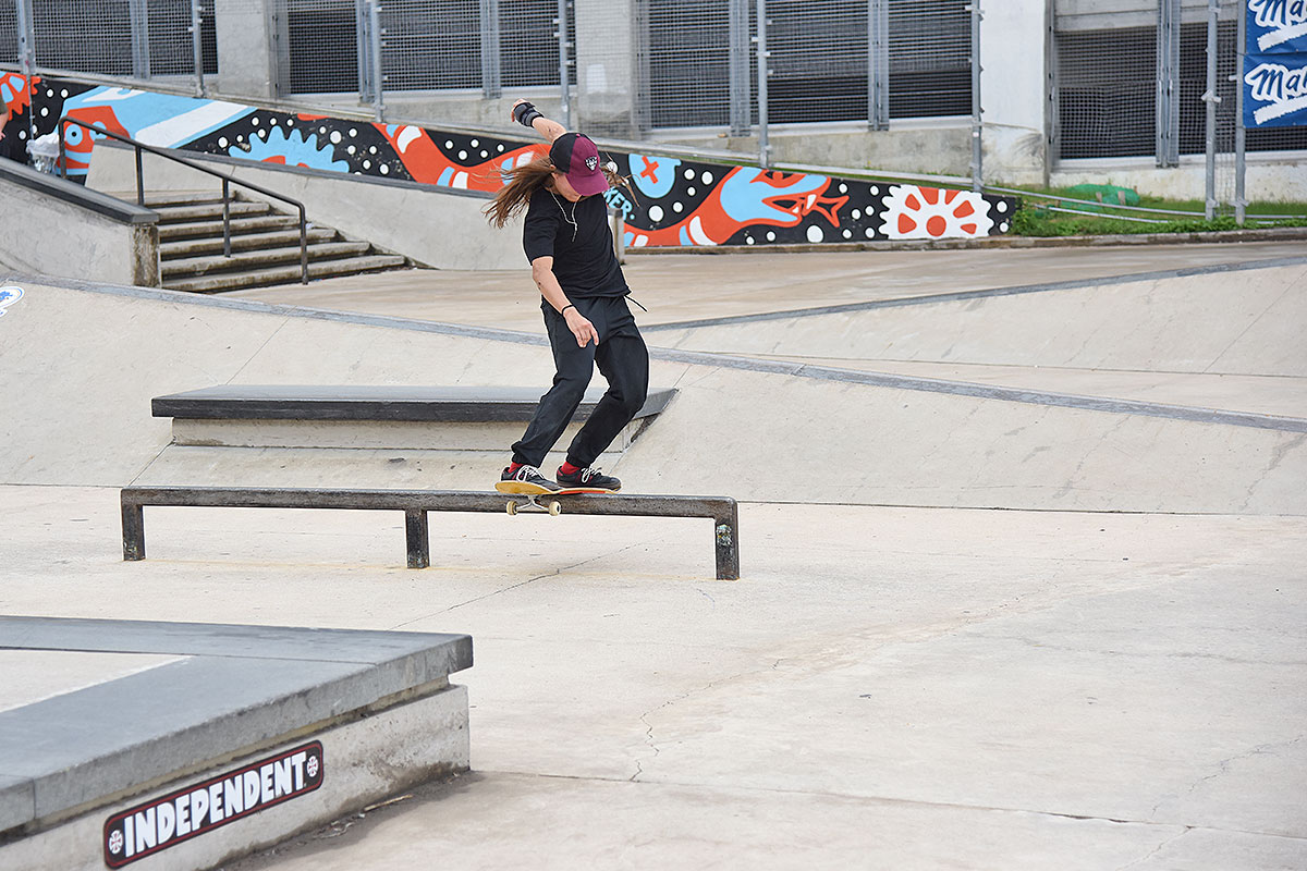 GFL at Austin - Nollie Lip.