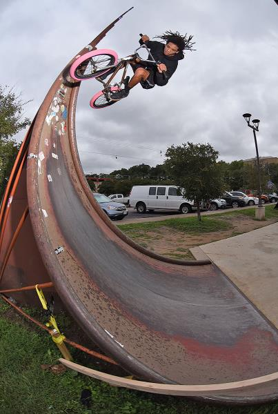 Born and Raised Austin - Out of Ramp.