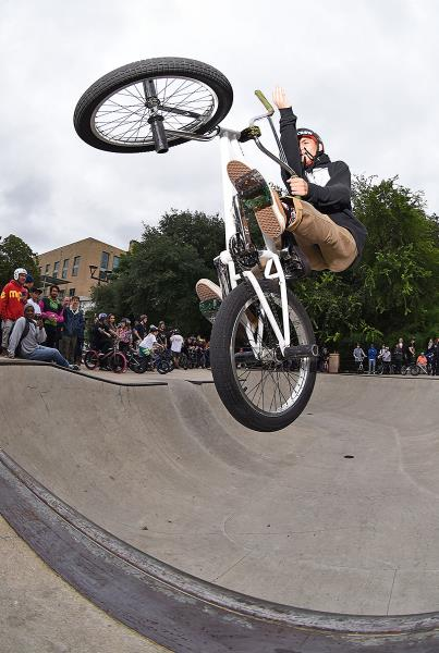 Born and Raised Austin - Barspin.