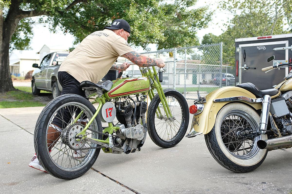 SB&D5 - Old Bikes.