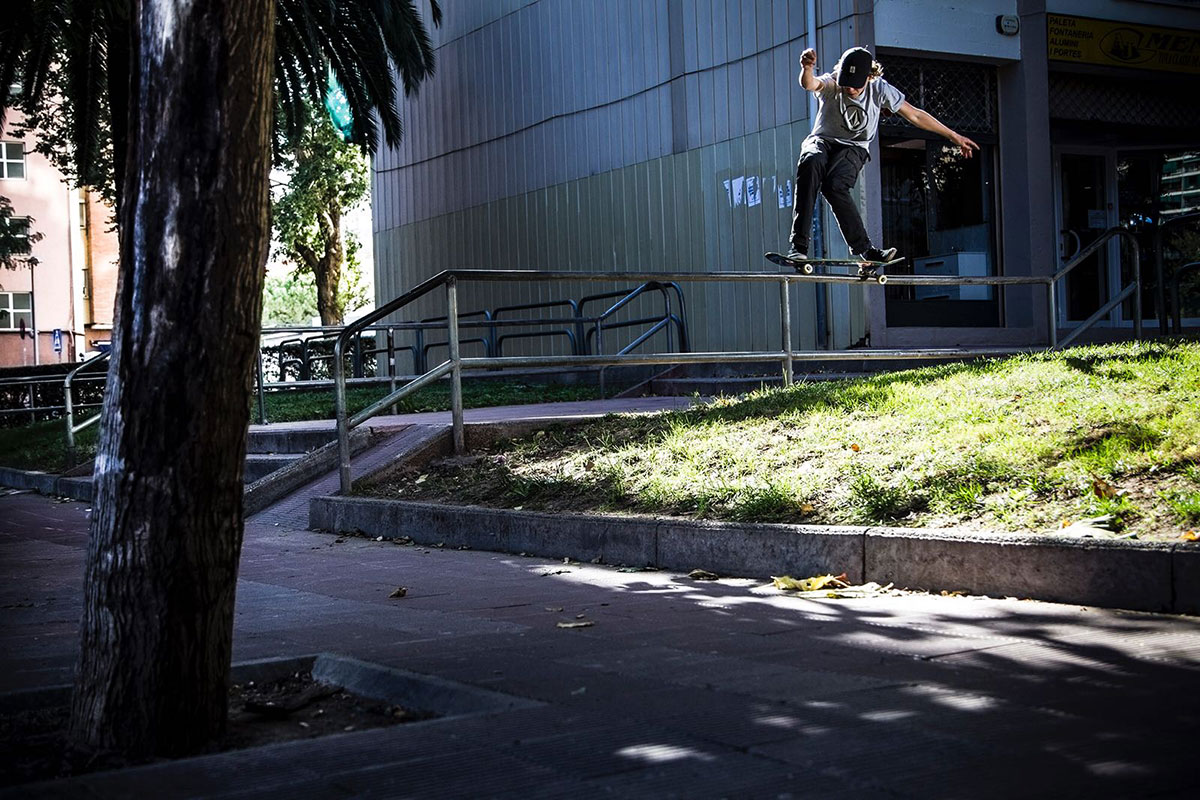 Bart Shot by Rob Rouleaux