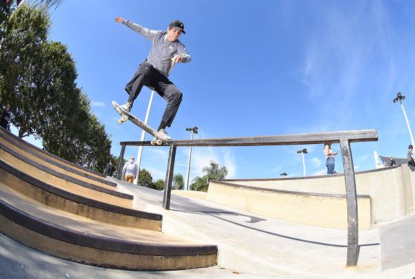 GFL at Lakeland - Nose Slide.