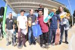 Top skaters from Street 30 and Up Division.