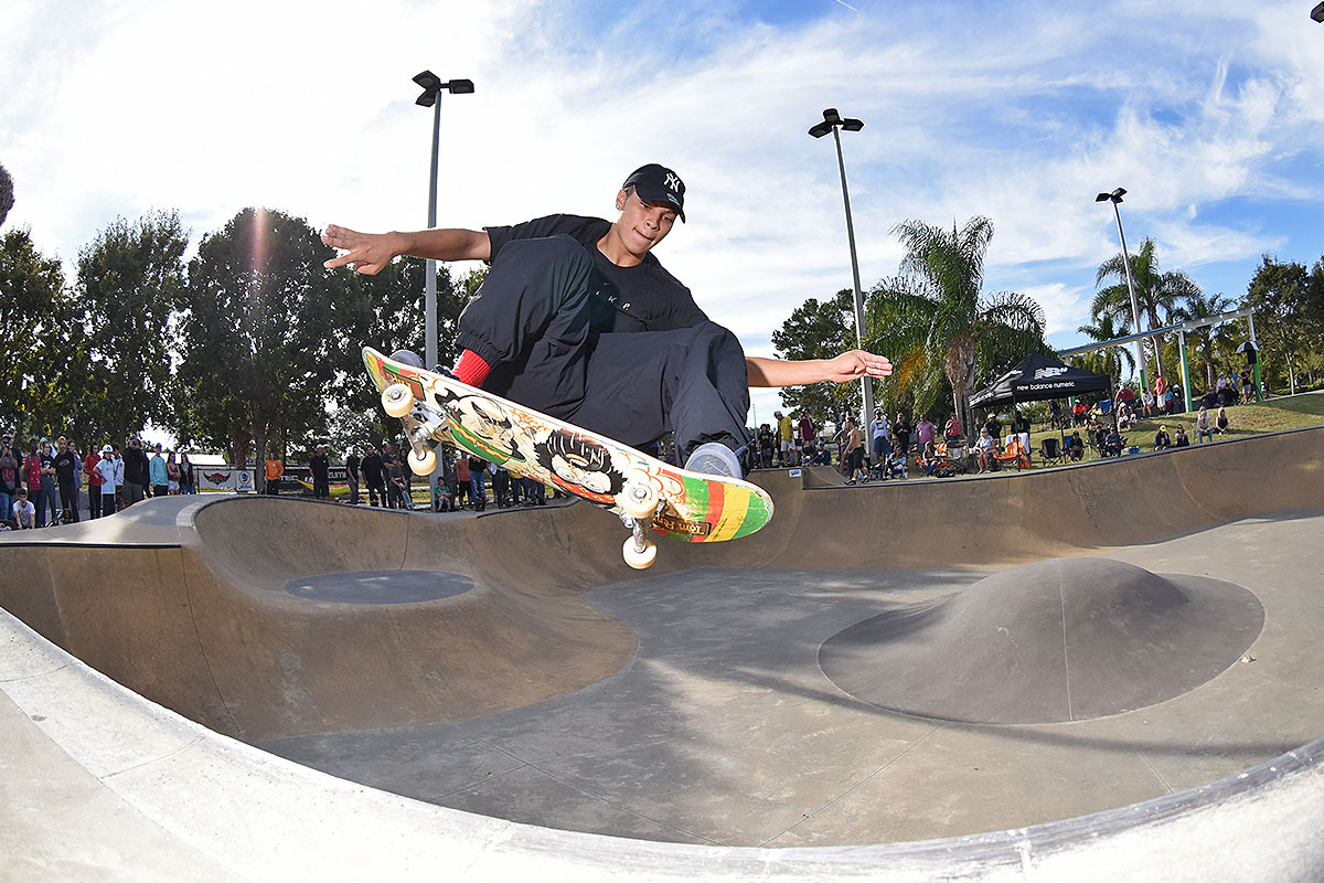 GFL at Lakeland - Bowl Skater.
