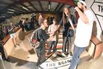 Best Trick at The Boardr - 2nd!