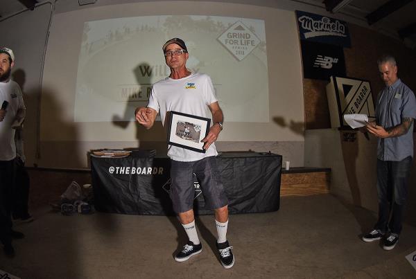 GFL Awards - Mike Rogers Award!!