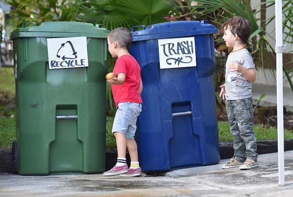 Boardr BBQ - Trash Can Kids.