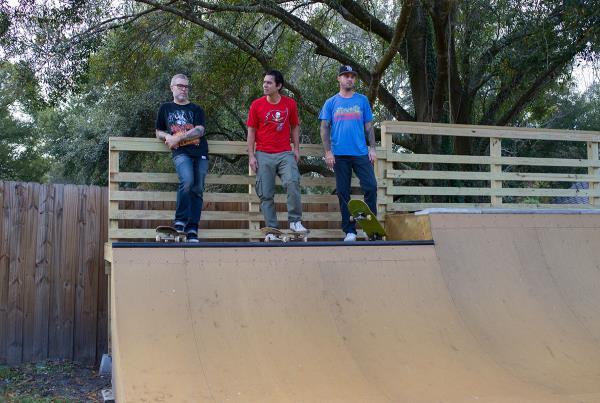 Weekend at Porpe's - Ryan, Jorge, T4PREZ