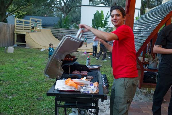 Weekend at Porpe's - Cook it Up