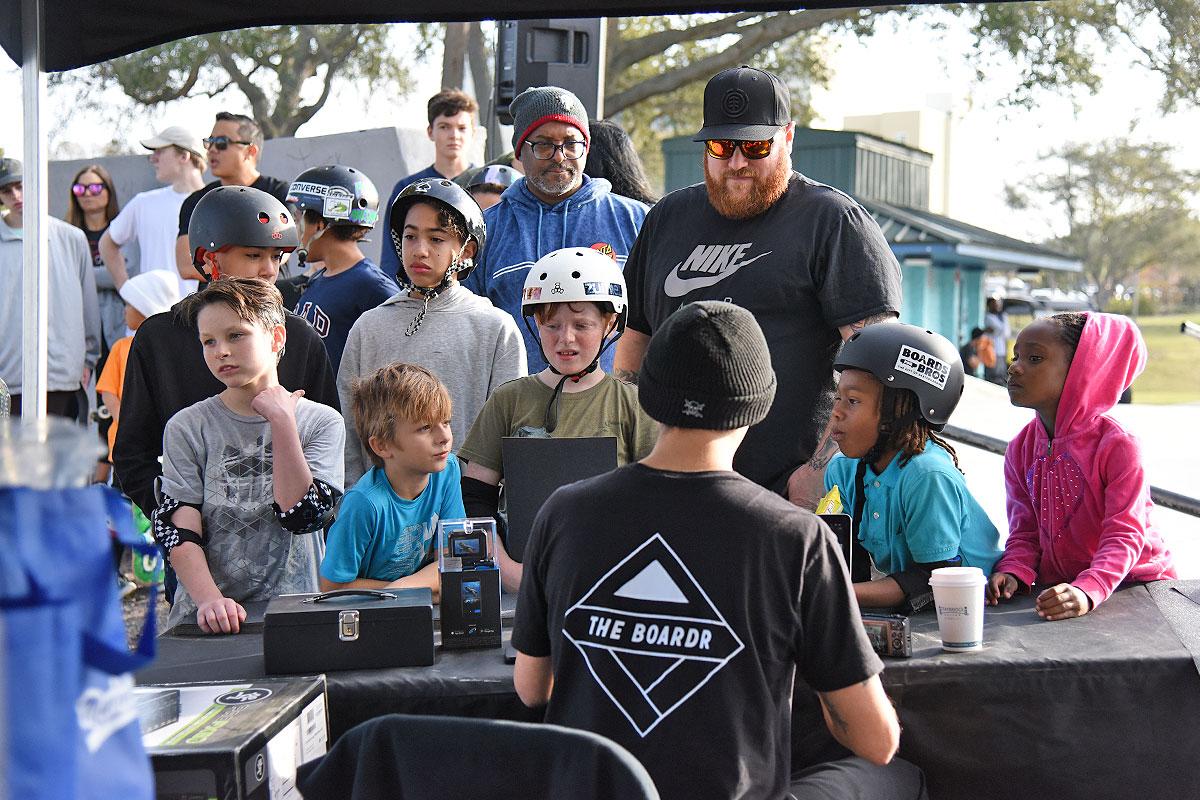 GFL at St. Pete - 200 Kids.