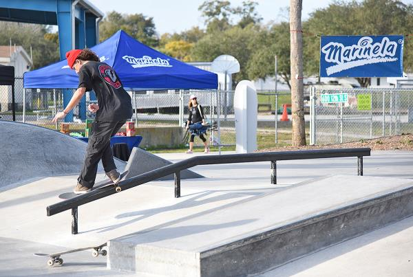 GFL at St. Pete - Front Feeble.