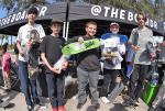 Top skaters from Street 13 to 15 Division.