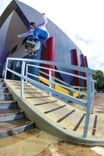 Gabriel Flick Front Board.