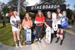 Top skaters from Bowl Women's Division.