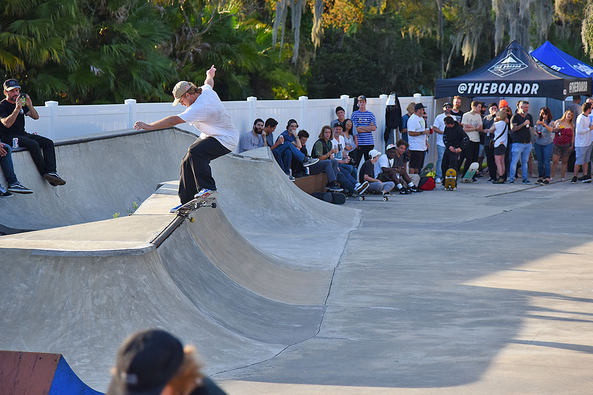 Tampa Bro 2019 - Front Crook.