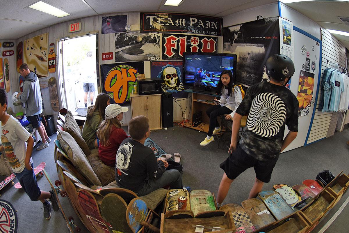GFL at New Smyrna - Go Skate!