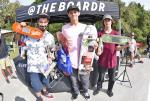 Top skaters from Bowl Sponsored.