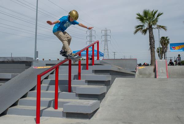 HWJS at Huntington - Kristion Jordan Front Feeble