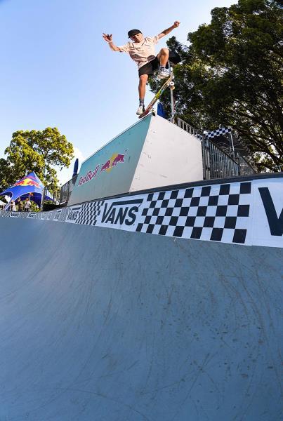 Vans Park Series Oceania - Ethan Copeland
