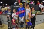 Top skaters from Street Women's Division.