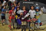 Top skaters from Bowl 9 and Under Division.