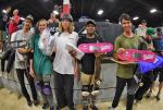 Top skaters from Bowl 13 to 39 Division.