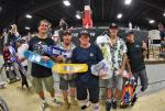 Top skaters from Bowl 50 and Up Grand Masters.