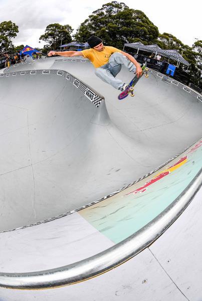 Vans Park Series Oceania - Jakob Robinson.