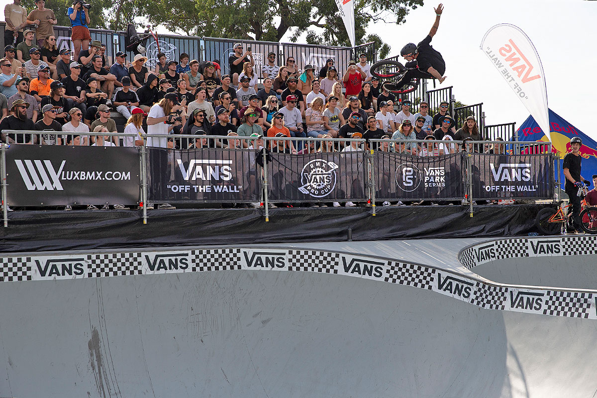 VPS BMX - Chris James.