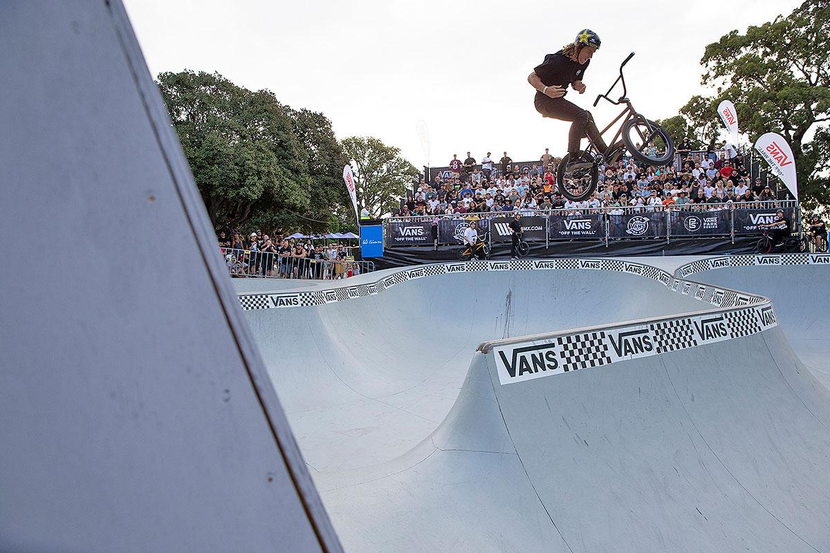 VPS BMX - Dennis Enarson.