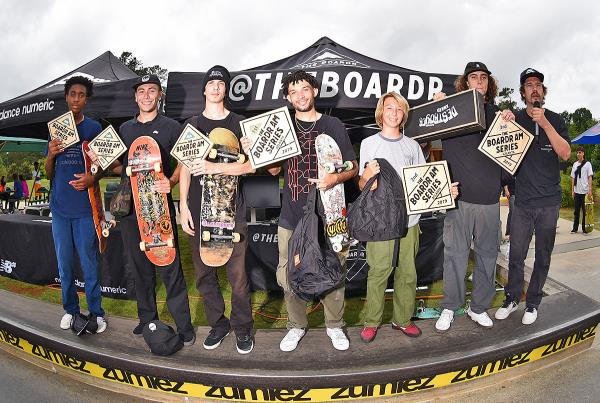 The Boardr Am at Atlanta - Heavy Hitters.