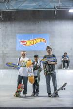 Top 3 for Skateboarding Street Advanced.