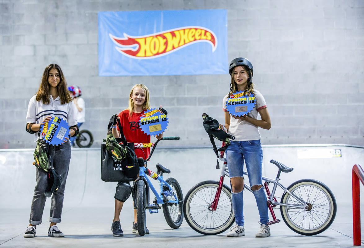 HWJS at Phoenix - BMX  Park Women's.